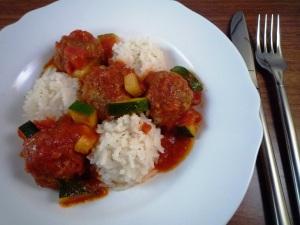 Recept Griekse kofta, kofte,