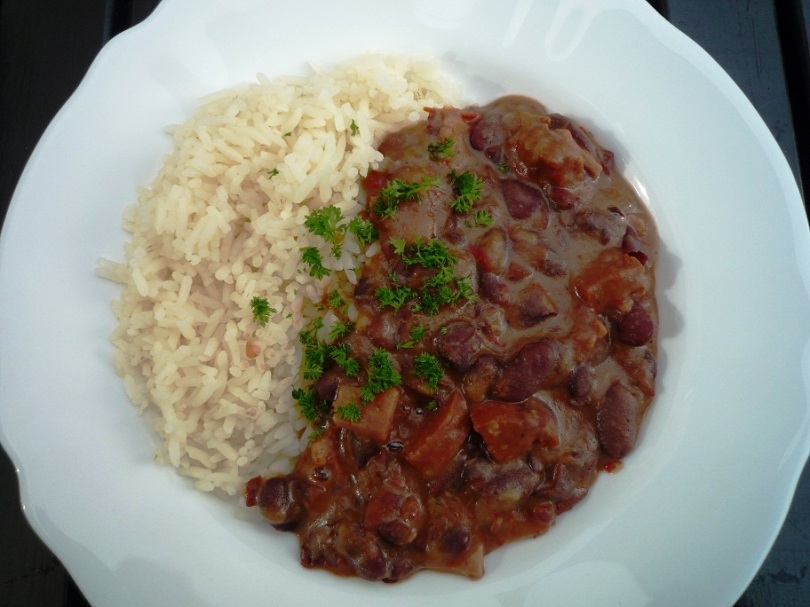 Red beans and rice - RB&R