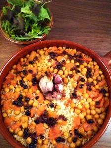 Spaanse ovenschotel met rijst
